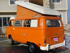 1975 VW Westfalia Camper...Just like Buster!!