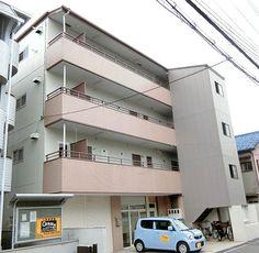 堺市北区 賃貸マンション サニーハウス