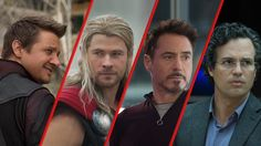 La relación oculta que tenemos las mamás con los Avengers