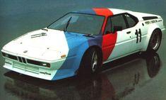 1977 BMW M1 (ItalDesign) - Milestones