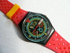 This was my (erin's) favorite Swatch, I still have it!