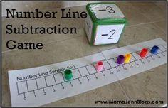 Mama Jenn: Math Printables, Games & Activities