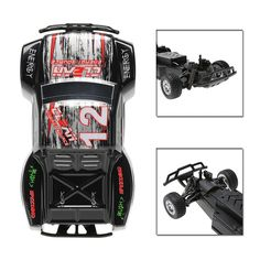 42.99$  Watch here - http://aliwns.worldwells.pw/go.php?t=32769319216 - 1:24 2.4Ghz Radio Remote Control Rechargeable Truck Brushed 2WD RTR L353 EU Plug