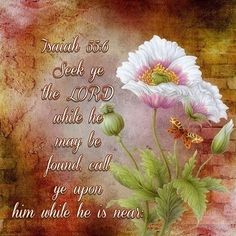 Isaiah 55:6