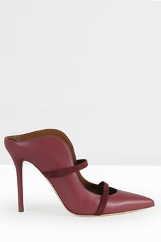 MALONE SOULIERS Classic High Mules. #malonesouliers #shoes #