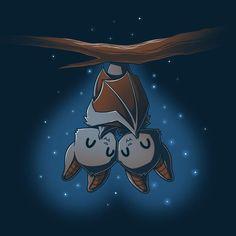 Batty for You T-Shirt TeeTurtle