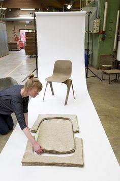 Designerstuhl aus Flachs gewinnt Dutch Design Awards | Lilli Green® - Magazin für nachhaltiges Design und Lifestyle