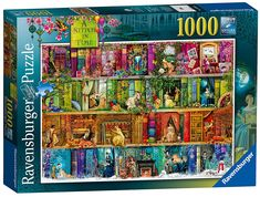 Ravensburger A Stitch in Time 1000pc Jigsaw Puzzle, Jigsaw Puzzles - Amazon Canada