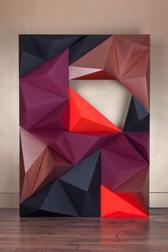Fox You — AD & paper art Paris se quema Fox You – AD & Pariser Kunstdruckpapier brennt Wie man Gips aus Pariser Masken machtBella Bunny Olly Owl und Becca Bird KunstdruckpapierFuchs Origami von Bali – Origami Art Mural, Pinterest Origami, Vitrine Design, Paper Wall Art, Art Diy, Ideias Diy, Inspiration Art, Geometric Art, Paint Designs