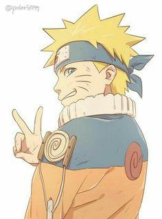 Naruto Uzumaki-I love this drawing the proportions are really well done👌 Naruto Shippuden Sasuke, Naruto Kakashi, Anime Naruto, Naruto Cute, Otaku Anime, Boruto, Naruhina, Naruto Wallpaper, Wallpapers Naruto