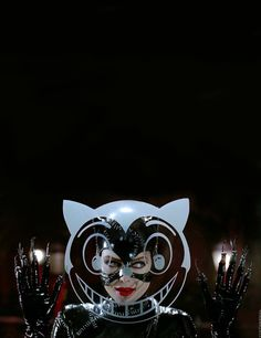 "90s90s90s: """" Michelle Pfeiffer as Catwoman in Batman Returns (1992) "" """