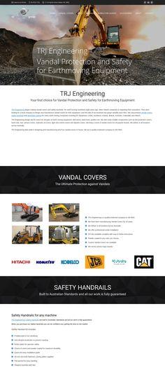 WordPress site vandalcovers.com.au uses the The7.2 wp theme