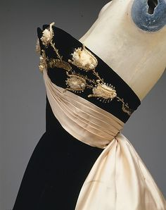 Ball gown, 1951 Jacques Fath