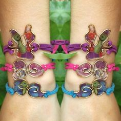 Resine bracelets