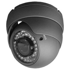 An outdoor wireless security camera, operated by phone app. Similar to the one pictured.