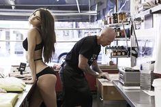 Howl bra, belt and brief www.recklesswolf.com