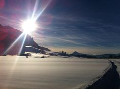 Herrlicher Sonnenschein in Walchsee in Tirol Ski Trips, Winter Vacations, Summer Vacations, Ski, Sunshine