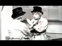 ~Pantomime Mirror~  Show students this classic routine between Harpo Marx and Lucille Ball! Two players, one is the initiator and one is the 'mirror.' Ask students to start with simple tasks such as: brushing teeth; putting on make-up; getting dressed. Next, ask them to invent a routine to share with the class.