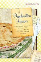 Forgotten Bookmarks: Handwritten Recipes and Forgotten Bookmarks