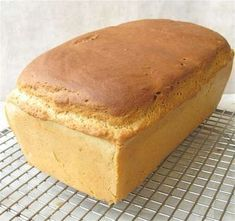 TENDER, HIGH-RISING, GLUTEN-FREE SANDWICH BREAD? HERE'S HOW.
