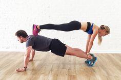 Wellness by Heather: Partner Workout