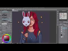 ★ Timelapse Digital Painting - Happy Easter 2018 [Tales of Midgard webco. Easter 2018, Happy Easter Everyone, Family Guy, Digital, Videos, Artwork, Painting, Fictional Characters, Boss