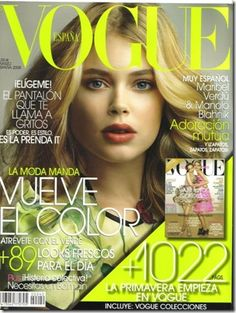 50 covers Vogue Italia February by Steven Meisel. Vogue Portugal March and Vogue Nippon August Vogue Deutsch January by Mark Abrahams. Vogue China July and Vogue Nippon November…