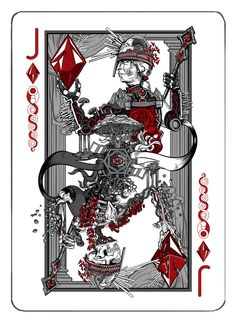 Jet City Limited is raising funds for Antithesis - A Deck of Playing Cards Printed by the USPCC on Kickstarter! A new deck of playing cards with original illustrations by Seattle artist & designer Adam Valmassoi, printed by the USPCC in the USA. Printable Playing Cards, Playing Cards Art, Chicano, Cars 1, Diabetic Dog, Arte Horror, Bath And Beyond Coupon, Pin Up, Dog Snacks