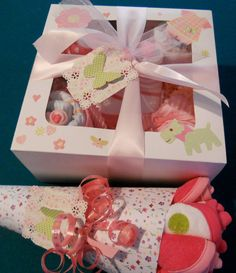 baby shower gifts  @Andrea Spagnuolo-Barbb