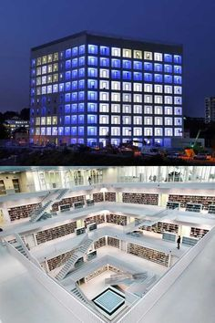 Weekend's Inspiration Pack: Spaces will push you to read more. Amazing library buildings around the world.