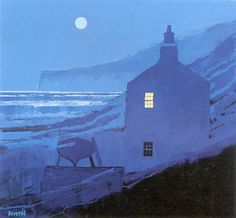 Smugglers Moon by George Birrell - art print from King & McGaw