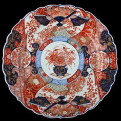 Japanese Imari Porcelain ChargerJapanese More Pins Like This At FOSTERGINGER @ Pinterest