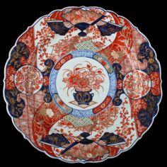 Japanese Imari Porcelain ChargerJapanese More Pins Like This At FOSTERGINGER @ Pinterest