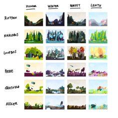 Concept art by Wouter Tulp, via Behance