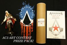 Check out this awesome blog by Spectra FD about our Assassin's Creed III inspired Art Contest! http://fragdolls.com/index.php/blogs/detail/category/spectra/frag_dolls_ac3_art_contest