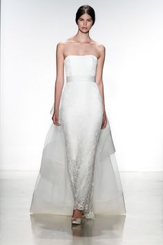 Wedding Dresses by Amsale � Spring 2014 Bridal Collection