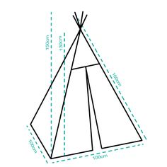 Medida tipi. TO THE WILD.