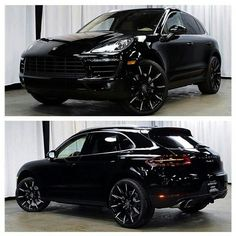 Porsche Macan Luxury SUV w/ Lexani Forged Wheels. Porsche Panamera, Carros Porsche, Porsche Cayman Gt4, Porsche Autos, Boxster Spyder, Luxury Sports Cars, New Sports Cars, Luxury Suv, Sport Cars