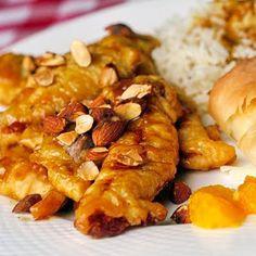 Ginger Orange Pork Tenderloin