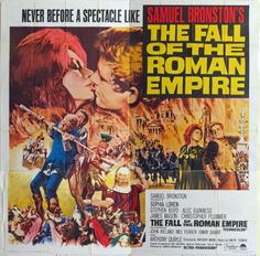MovieArt Original Film Posters - FALL OF THE ROMAN EMPIRE, THE (1964) 16752, $180.00 (http://www.movieart.com/fall-of-the-roman-empire-the-1964-16752/)