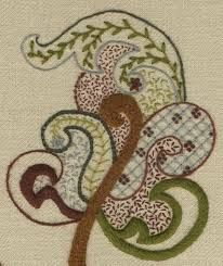 Image result for 17th century crewel embroidery