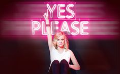 In her new book, Yes Please, Amy Poehler dishes about the improv biz, her years on Saturday Night Live, motherhood, hosting the Golden Globes, and, oh yeah, what she's going to do when Parks and Recreation ends its run next year: http://shelf-life.ew.com/2014/10/31/amy-poehler-yes-please-interview/
