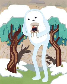 Adventure Time.  This episode was really heart-warming!