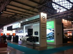 QUALITY EXPRESSO #stand at Host Milano 2013