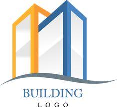 Two Building Construction Logo Vector