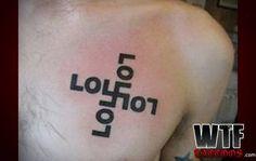 29 WTF Tattoos - VibeWOW.com