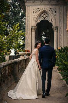 Monserrate Wedding in Sintra,  Photography by: @fabioazanha.com