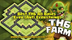 Best TH6 All Bases Ever [Anti Everything]  #COCBASES #COCBASESLAYOUTS #COCLAYOUTS #TH6BASES #BESTTH6BASES #TH6WARBASES #TH6FARMINGBASES #CLASHOFCLANSLOVER.COM #NEWTH6 #UPDATEDBASES