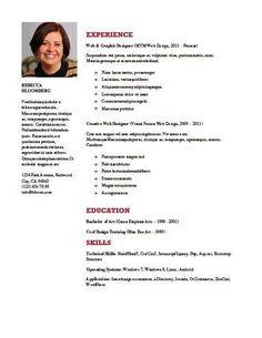 Resume Neat Resume Template