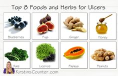 Foods That Are Not Good For Stomach Ulcers